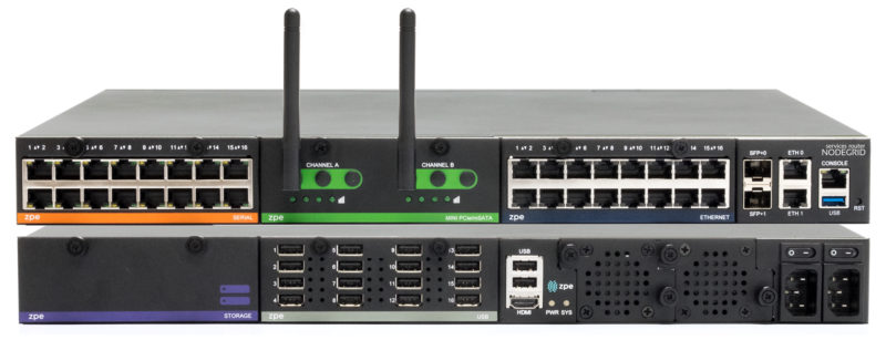 ZPE Nodegrid Services Router